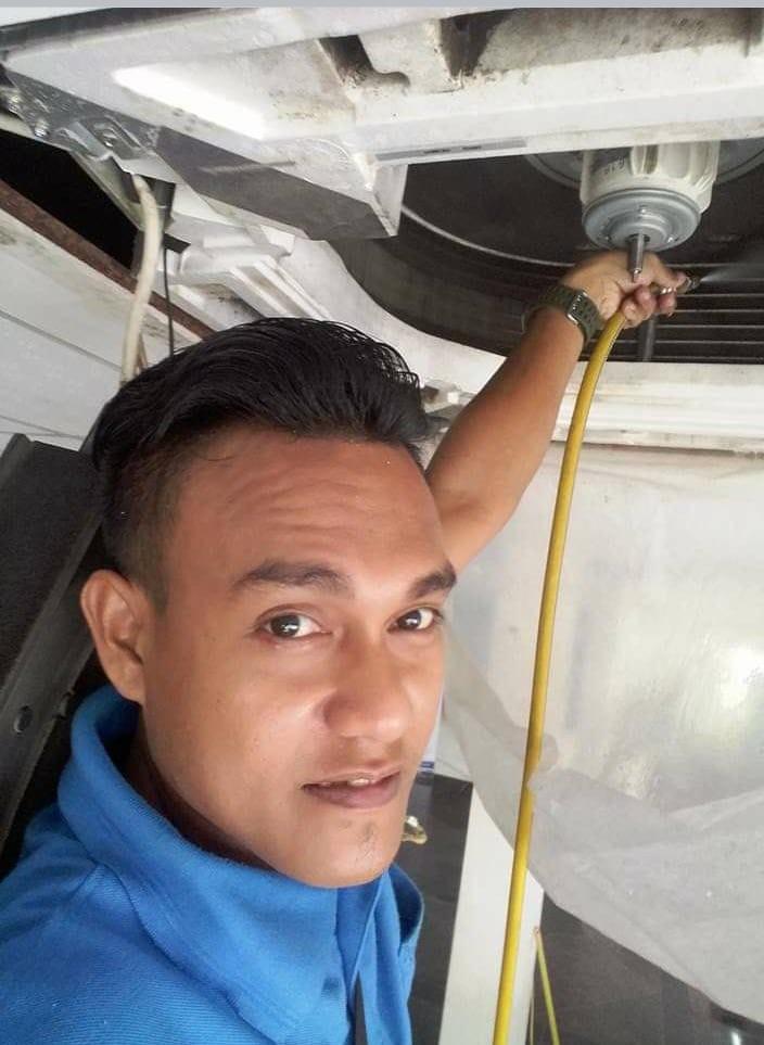 Service AC Samarinda KARYA AGUNG WIGUNA