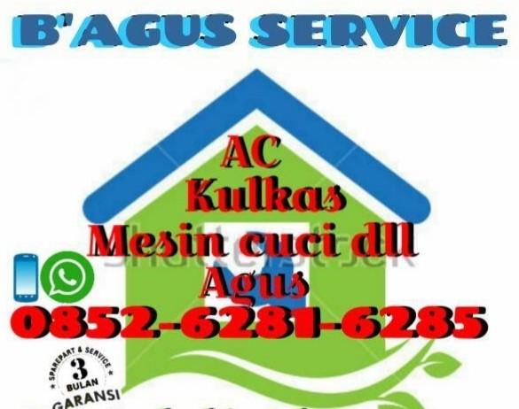 Service AC Serdang Bedagai Bagus Service