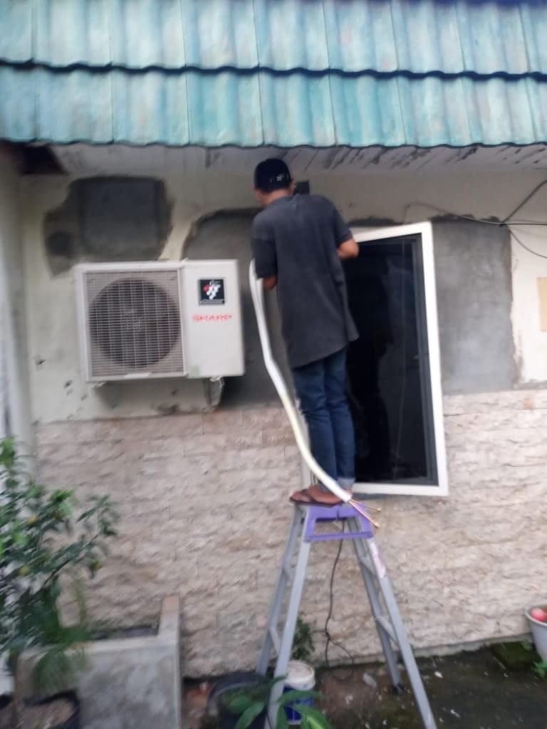 Service AC Surabaya LAVENA AC
