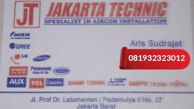 Service AC Tambora Jakarta Barat JAKARTA TECHNIC