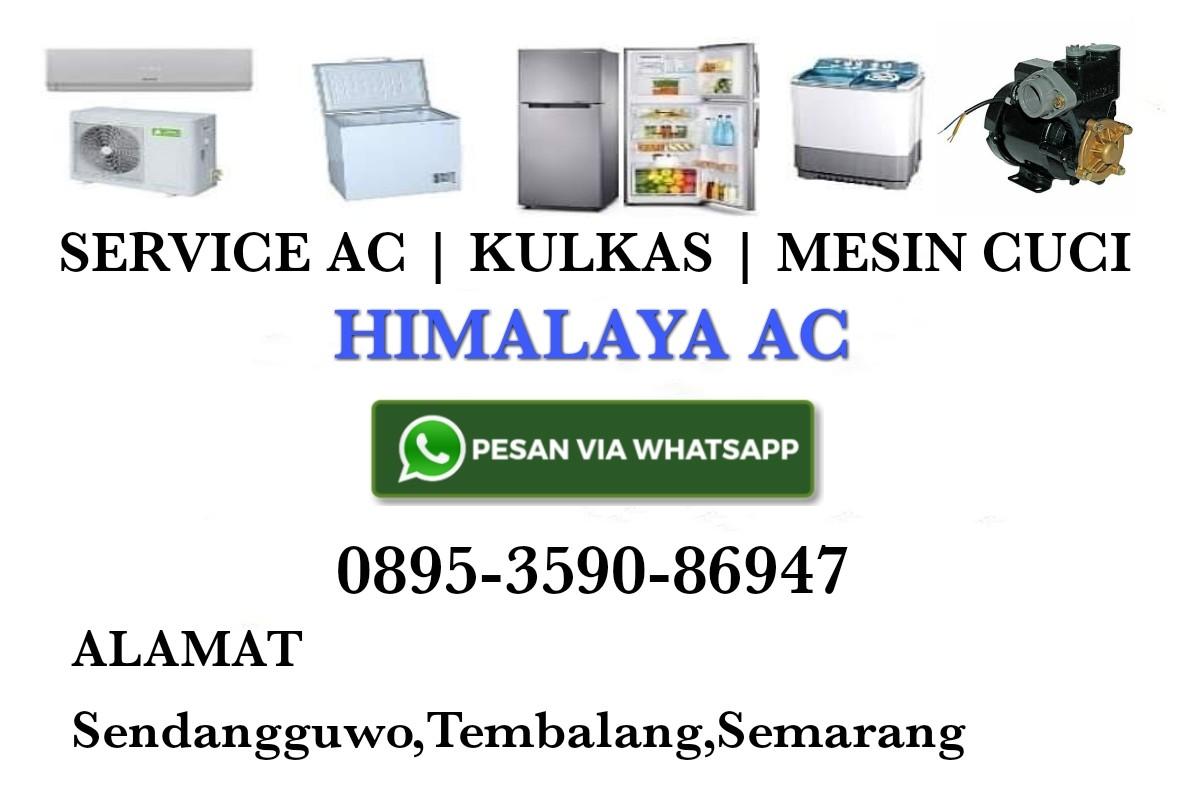 Service Ac Tembalang Semarang-Himalaya Ac