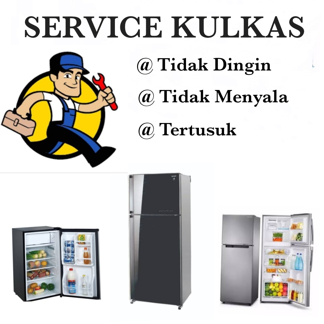 SERVICE KULKAS CIREBON | AMYR JAYA TEKNIK
