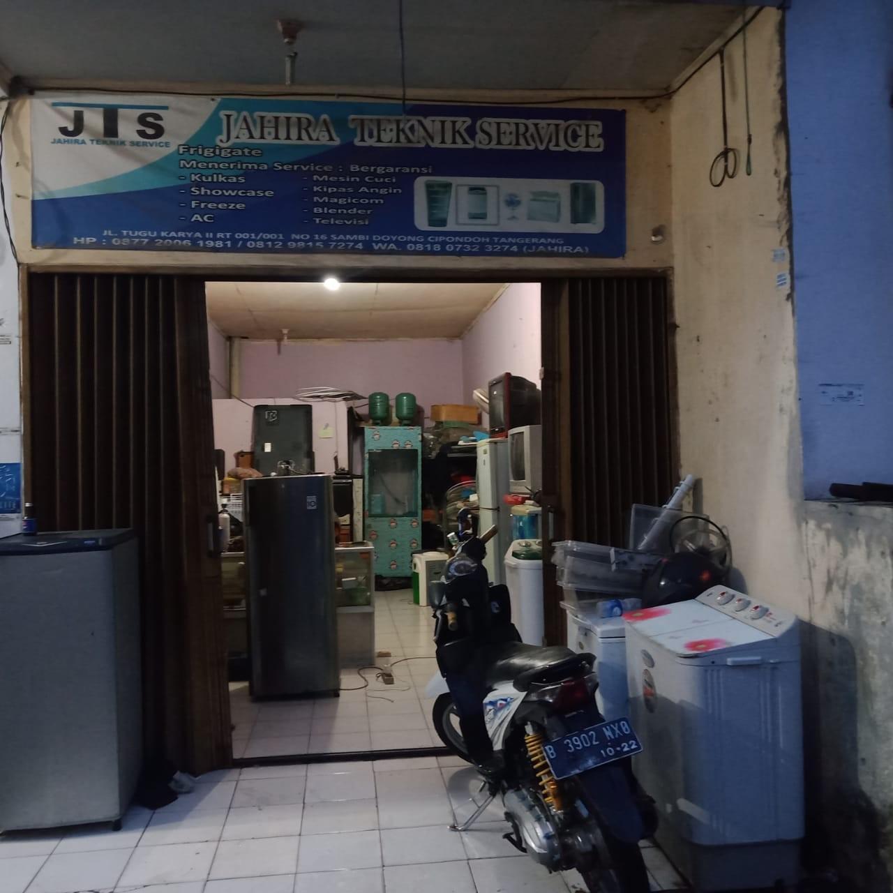 Service Kulkas Tangerang JAHIRA TEKNIK SERVICE