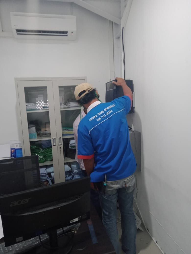 Setting Perbaikan PABX Panasonic Solo   RAMANA TEHNIK