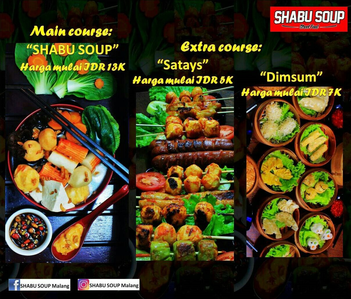 Shabu Soup Malang