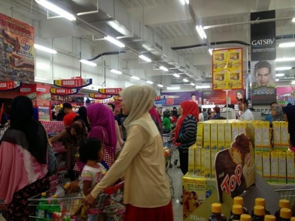 Profile Suzuya Mall Banda Aceh