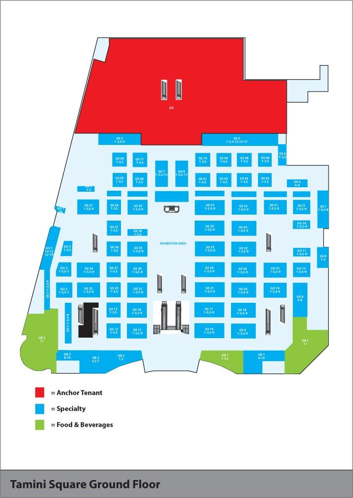Profil Tamini Square