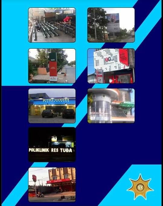 Tukang Interior & Reklame Lampung Majapahit Kreasindo