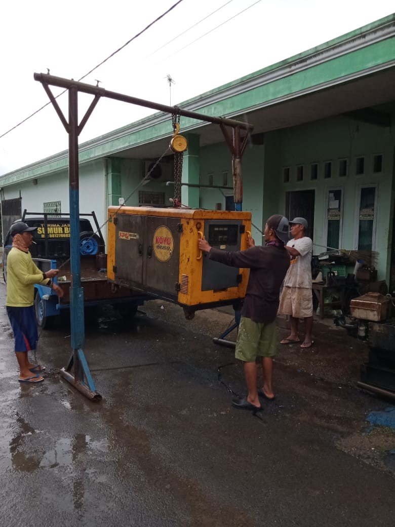 Service Dinamo | Service Genset | Sumur Bor | TOMO TEHNIK MANDIRI-Metro Lampung