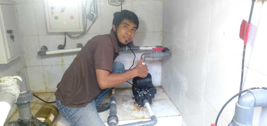 Tukang Service Pompa Air Denpasar | SUMBER TEKNIK POMPA