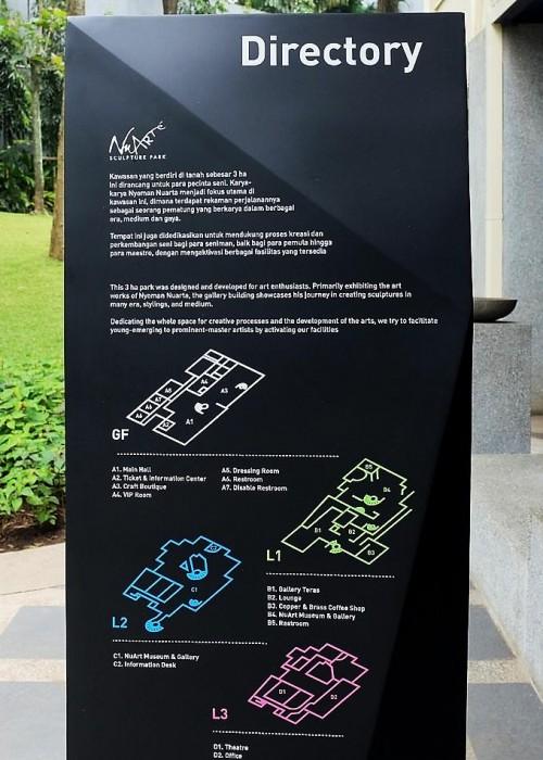 Wisata NuArt Sculpture Park Bandung