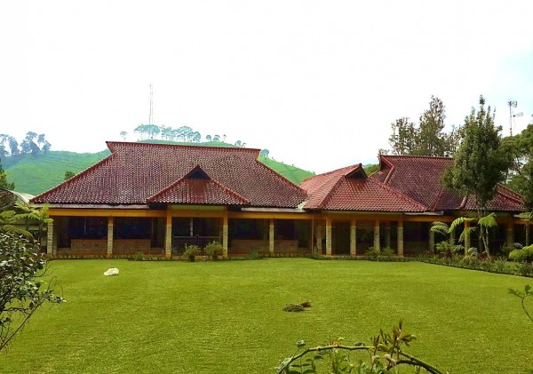 Wisata Perkebunan Teh Malabar Bandung