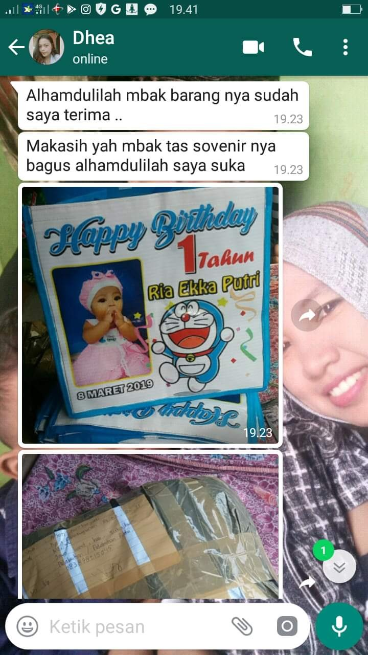 Penjahit Souvenir Pernikahan Bantul ZAMAH COLLECTION